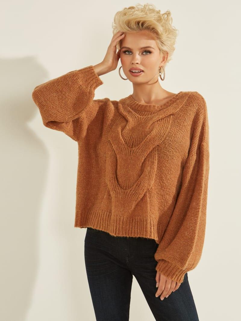 Ruth Wool-Blend Sweater