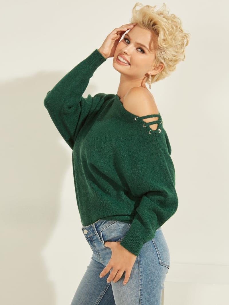 Jules Off-Shoulder Sweater