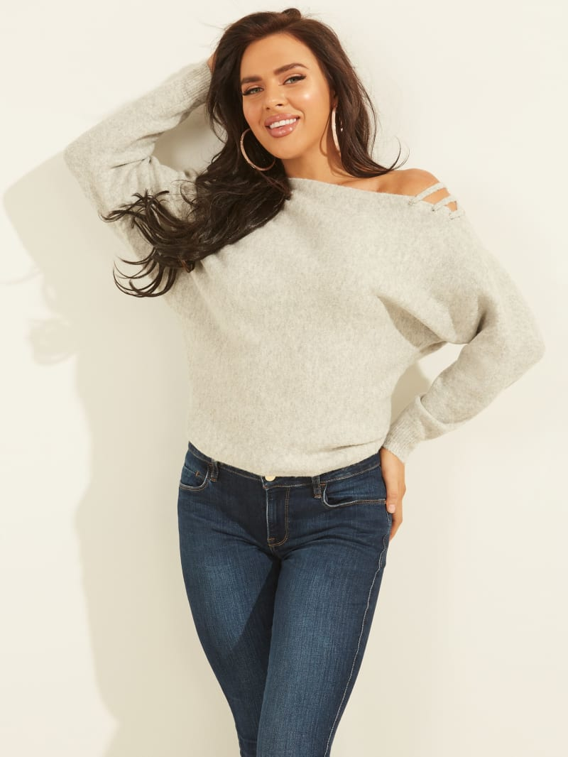 Jules Off-Shoulder Sweater