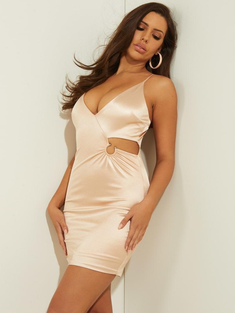 Eliana Cutout Dress
