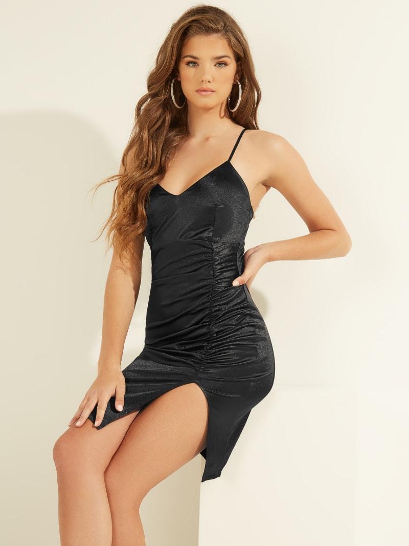 Desiree Ruched Mini Dress