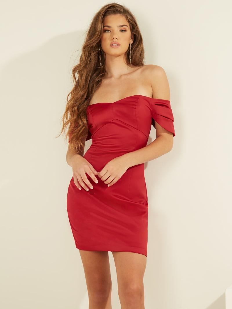 Off-Shoulder Carrie Dress
