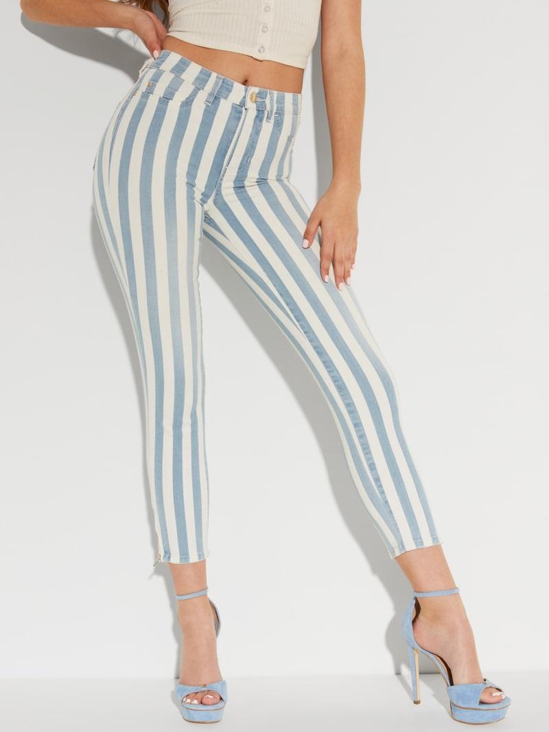 1981 Capri Zip Jeans