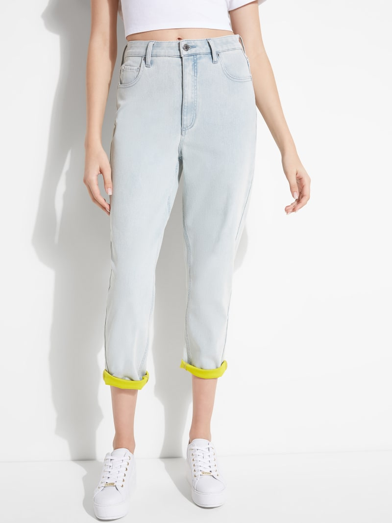 Retro Super-High Rise Mom Jeans