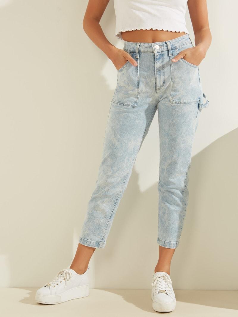 Straight-Leg Carpenter Jeans