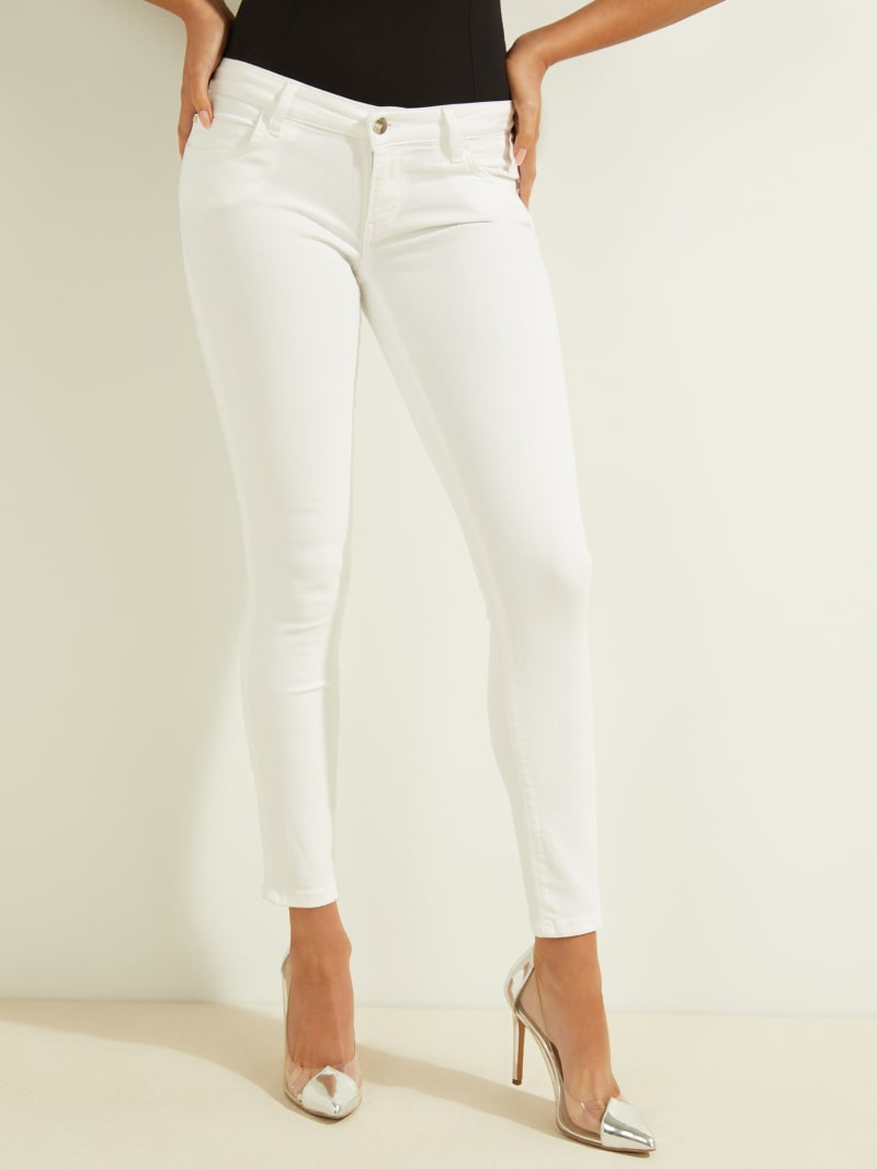 Marilyn Low-Rise Skinny Jeans