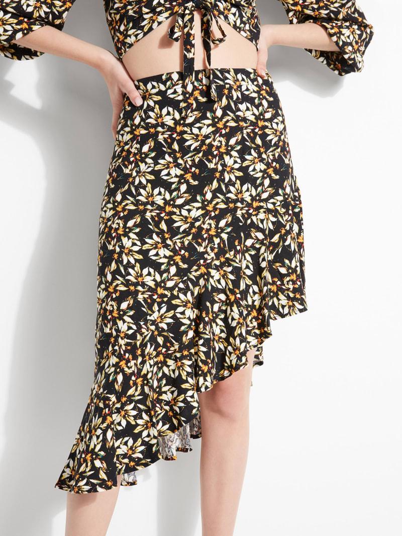 Romily Asymmetrical Skirt