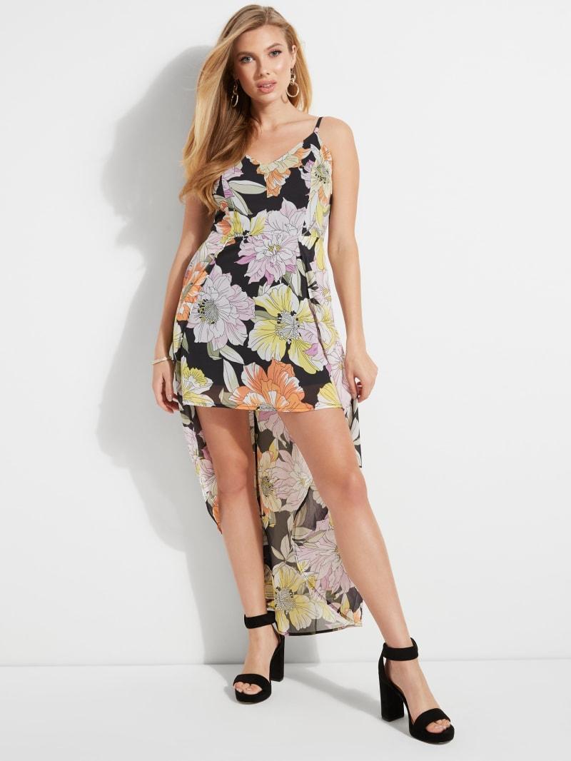 Taryn Romper Maxi Dress