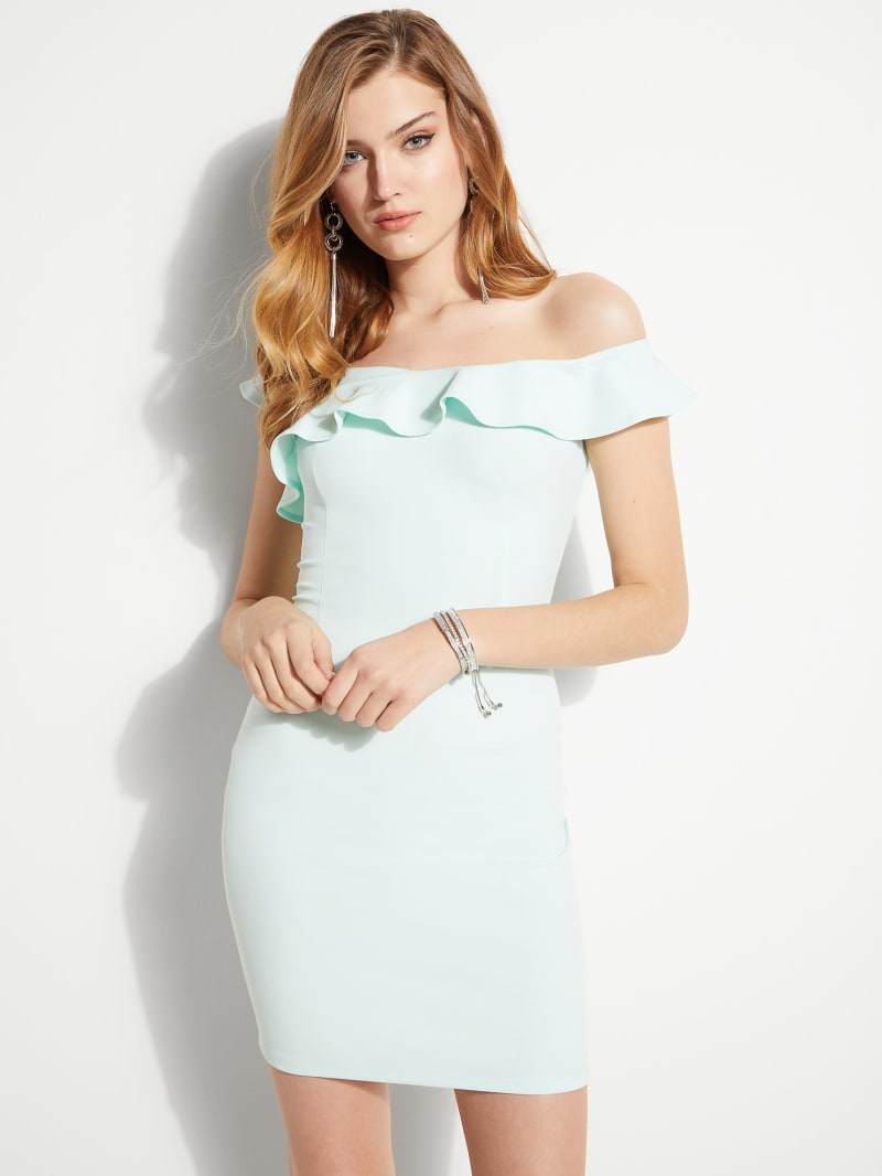 Lupe Off-Shoulder Dress