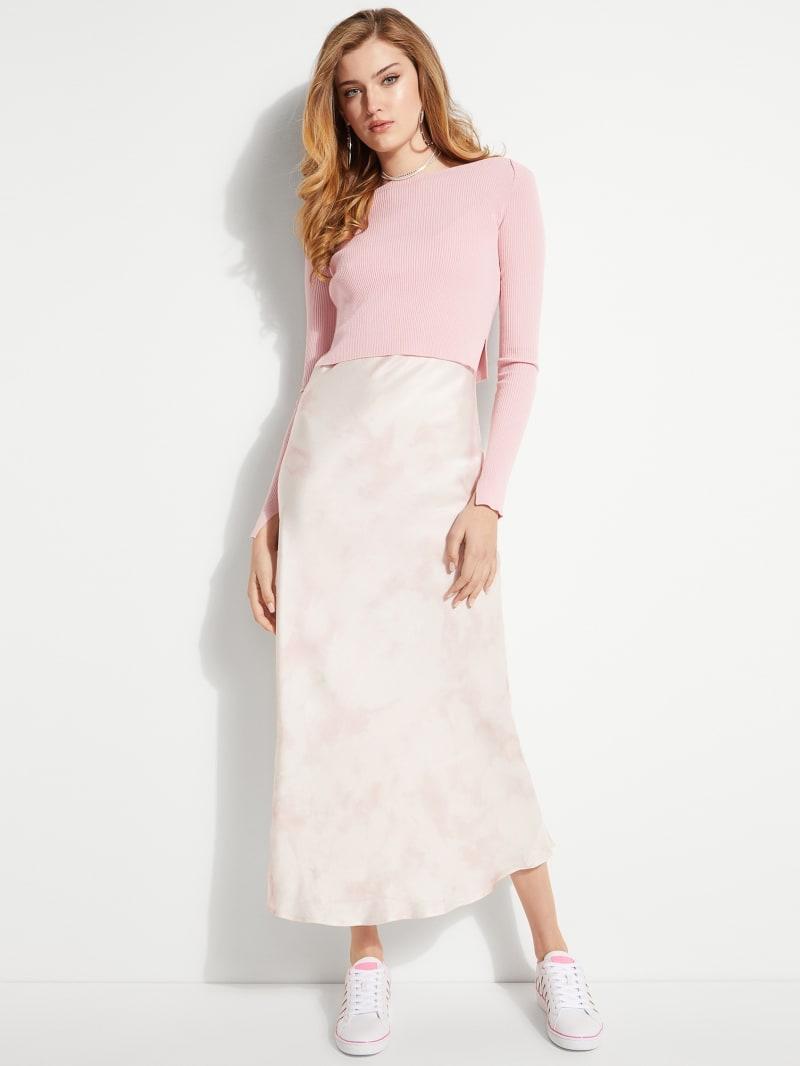 Aurelia Two-Piece Sweater Maxi Dress