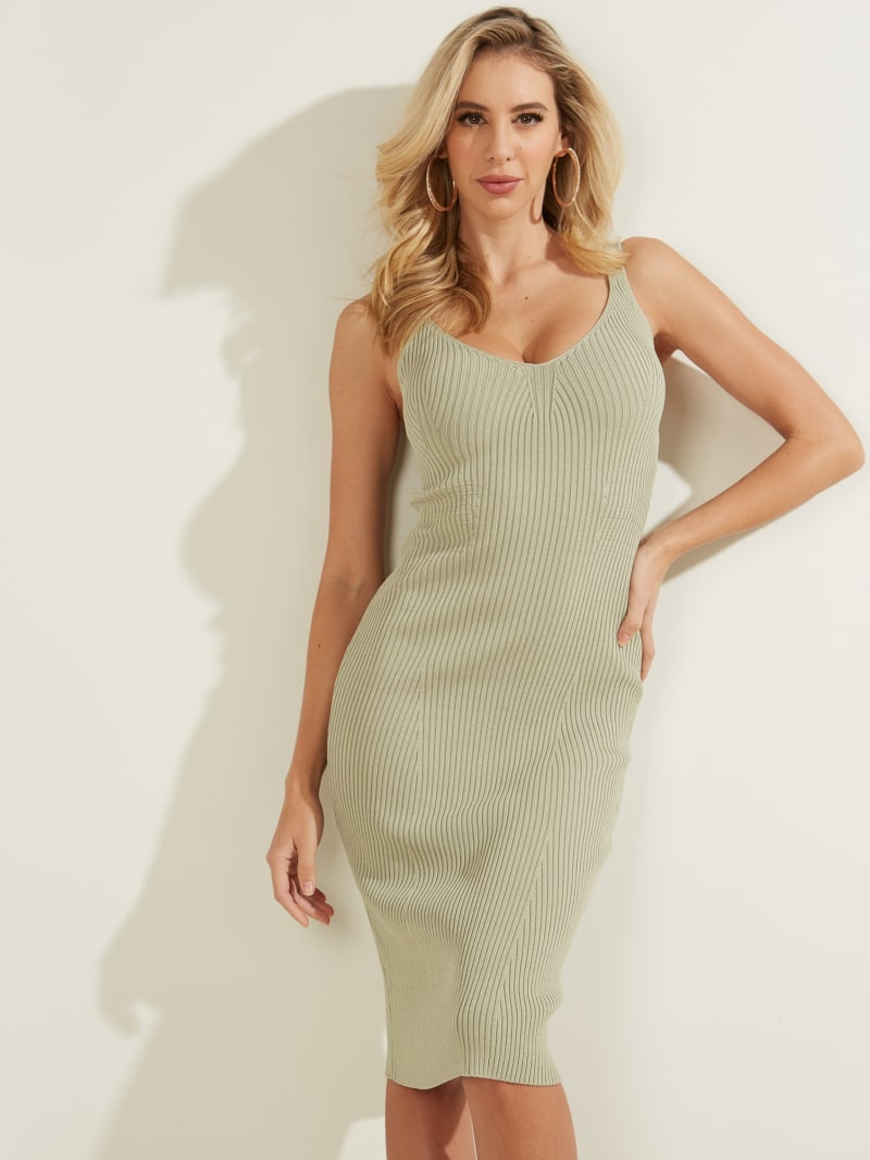 Nyx Midi Sweater Dress