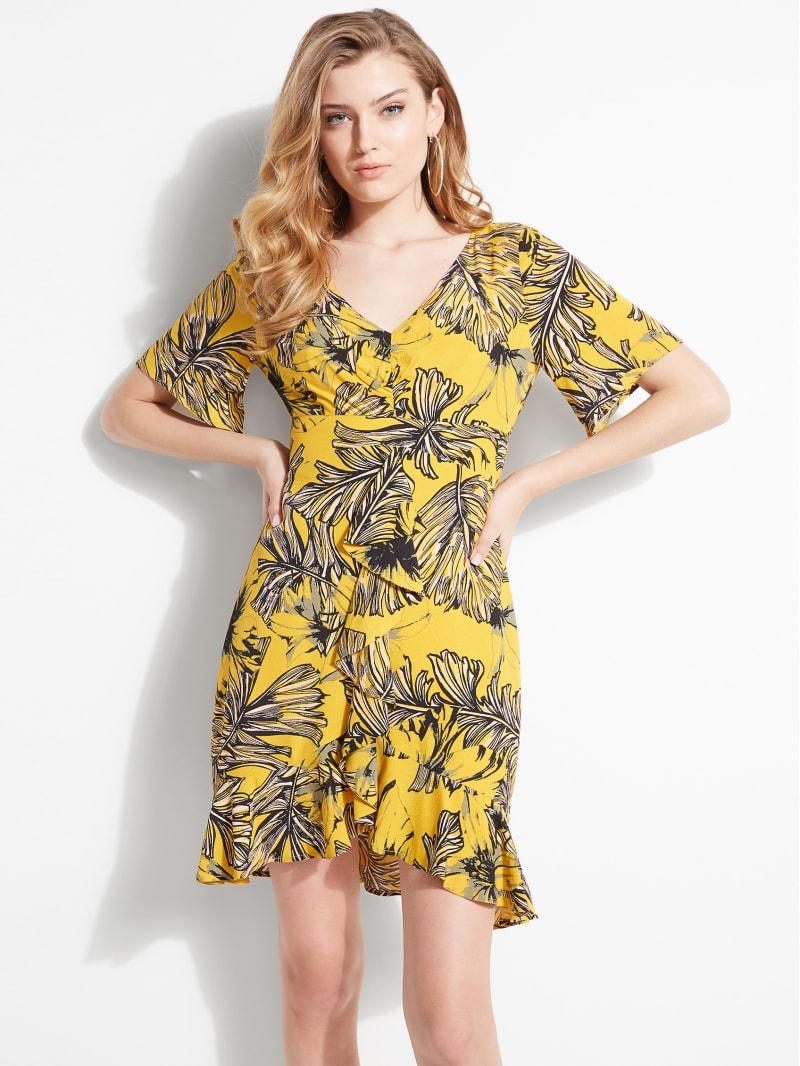 Maris Ruffled Dress