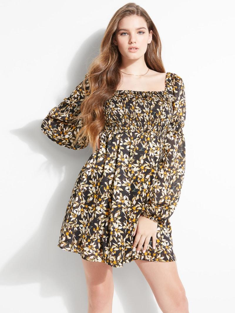Laurel Smocked Dress