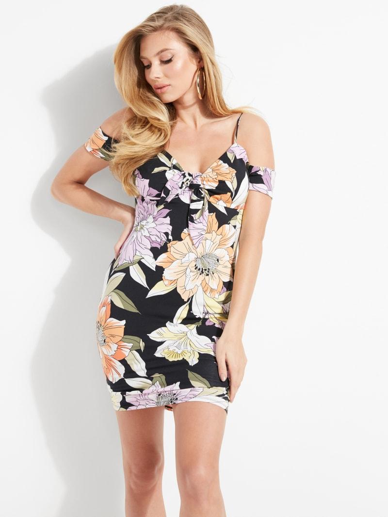Lizzie Off-The-Shoulder Dress