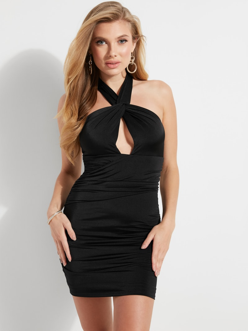 Julienne Sleeveless Cutout Dress