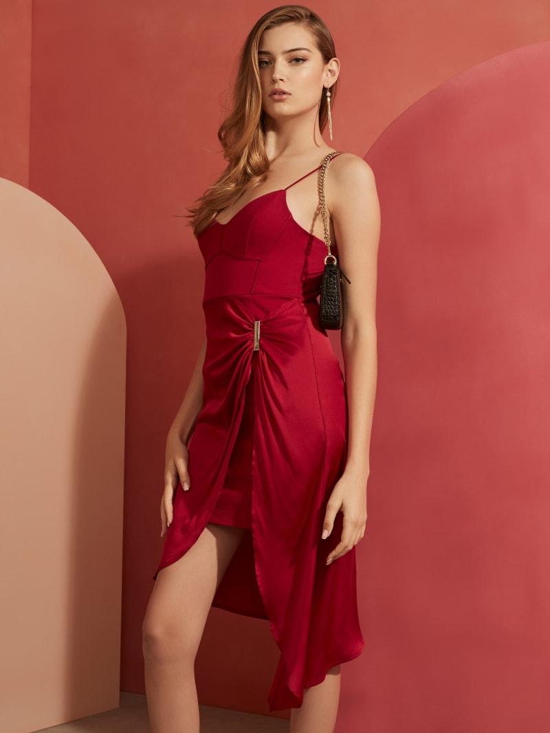 Eco Karin Wrap Dress