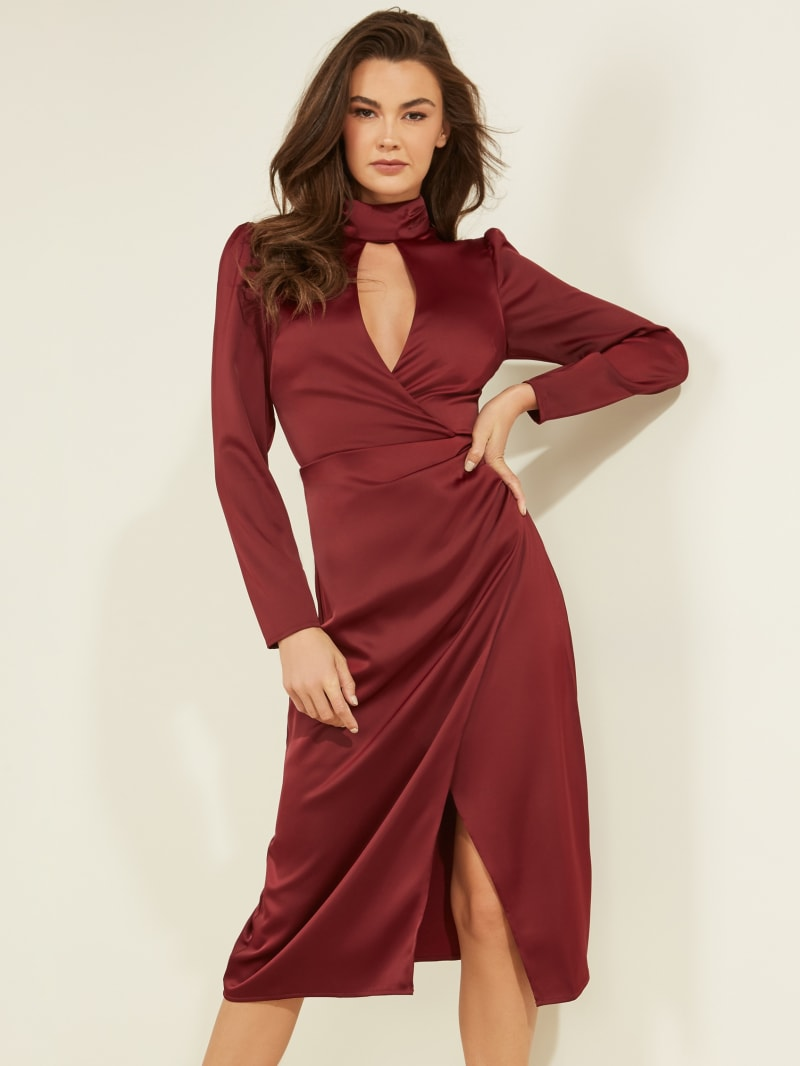 Maddie Keyhole Dress