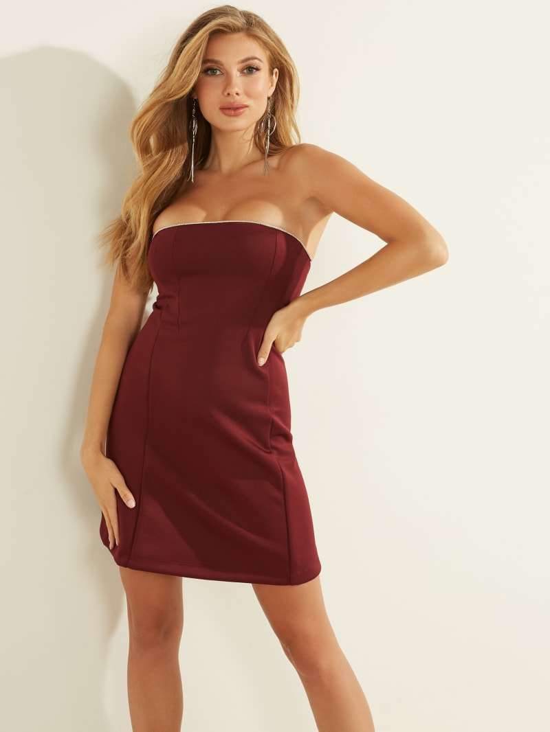 Vetta Strapless Dress