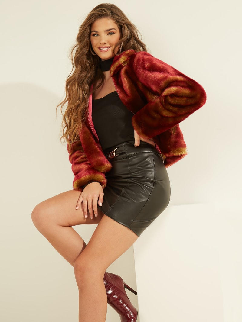 Vonna Faux-Fur Jacket