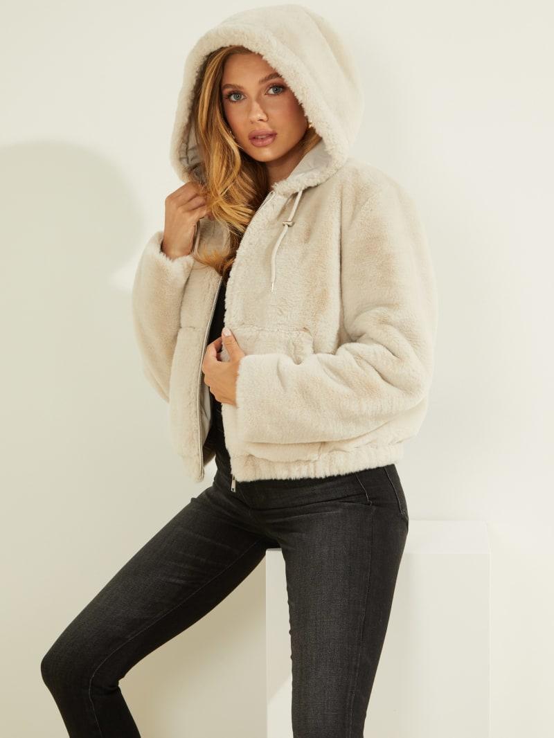 Teddy Reversible Faux-Fur Jacket