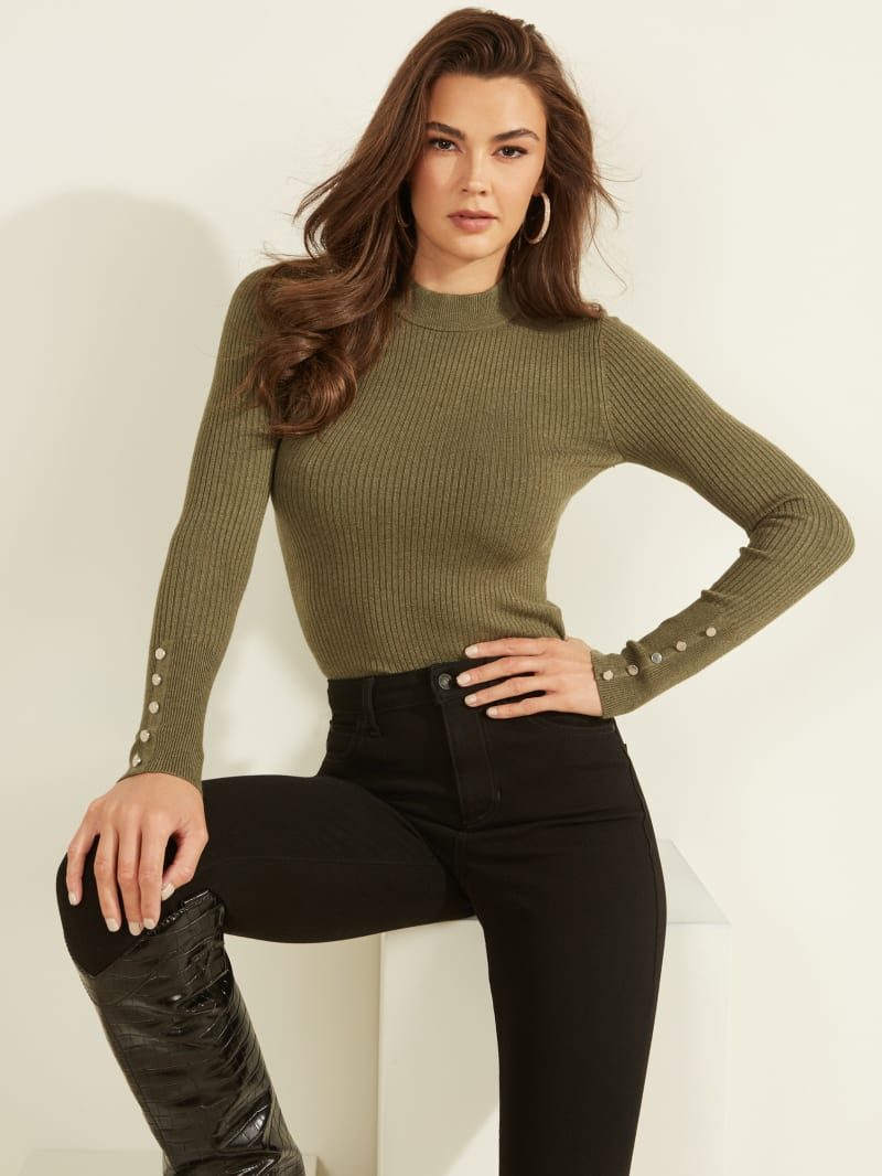 Brea Ribbed Sweater
