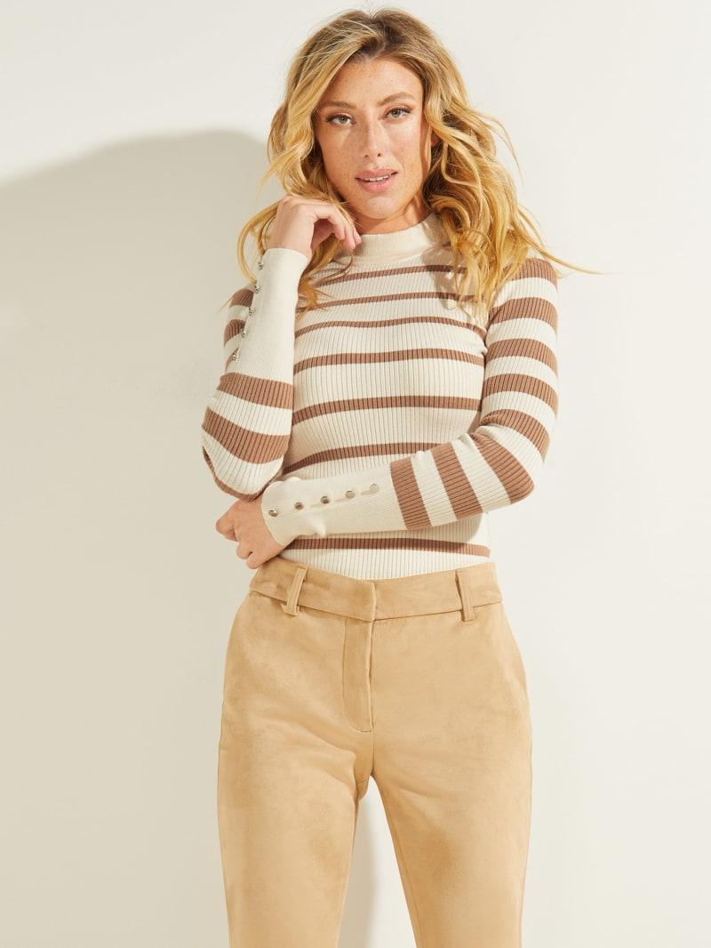 Brea Ribbed Sweater