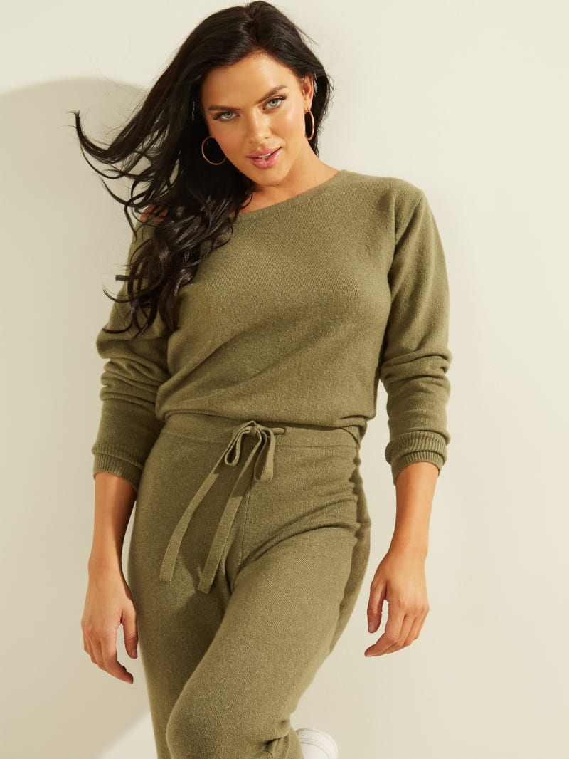 Tanya Boatneck Sweater