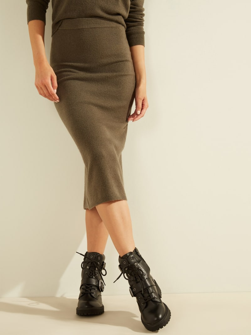Kaia Sweater Midi Skirt