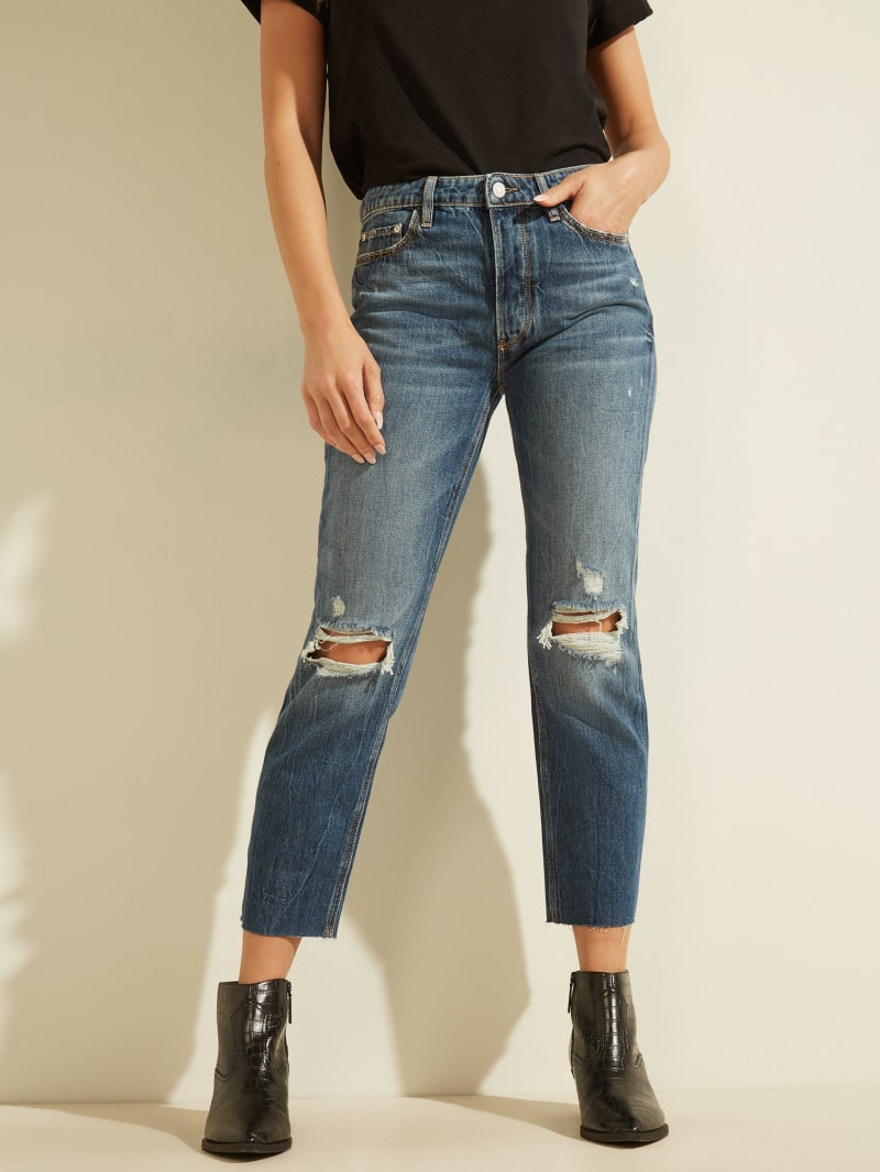 The It Girl Cropped Jeans