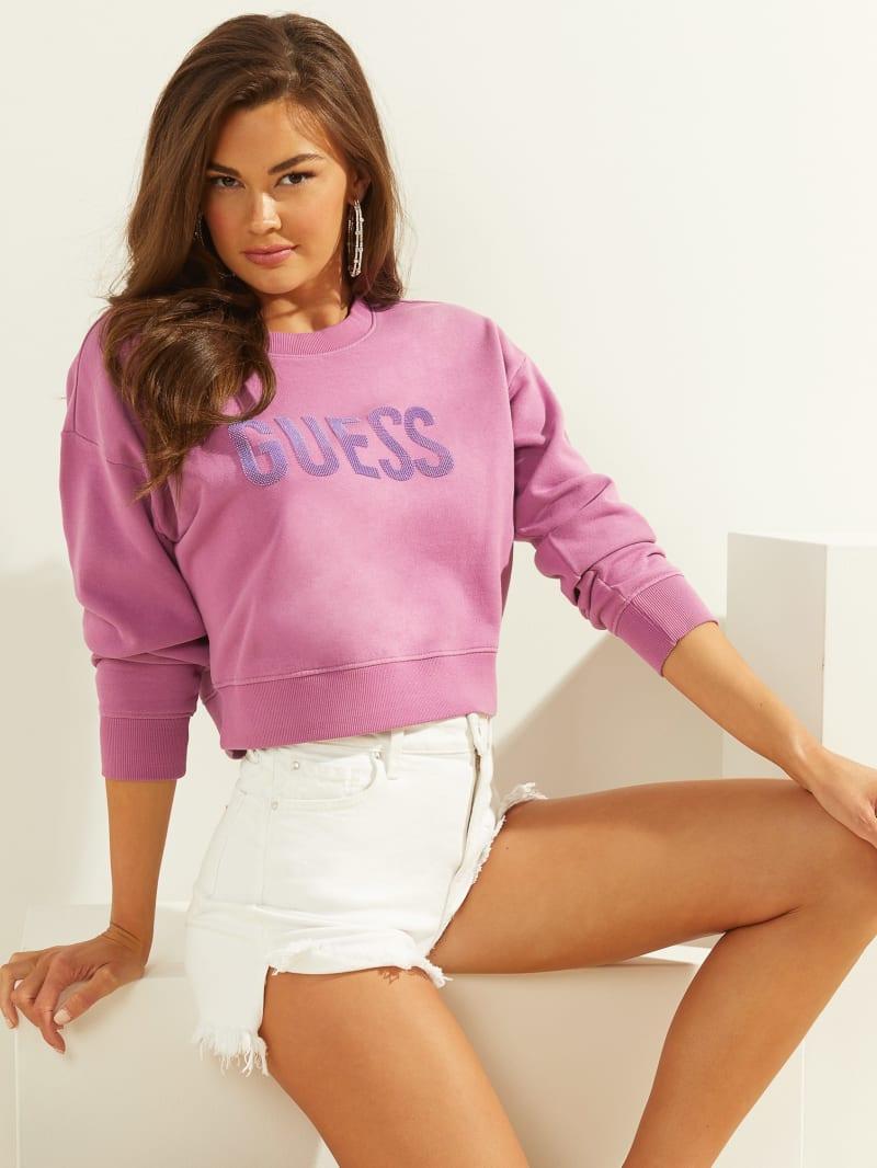 3D Logo Sweatshirt