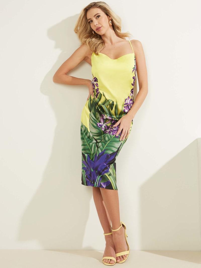 Orchid Slip Dress