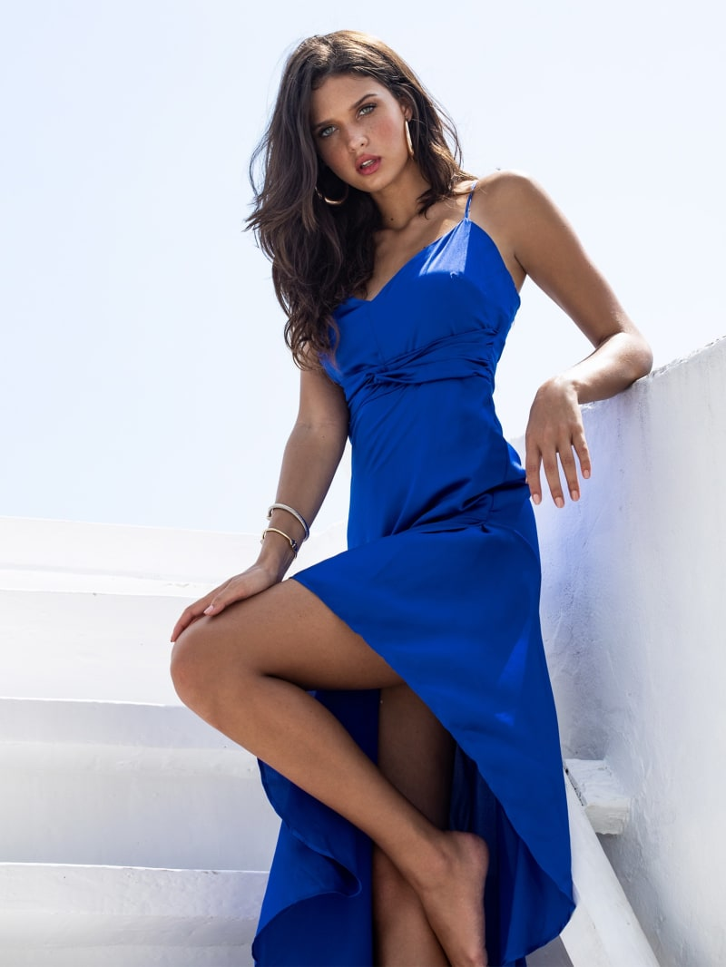 Kaia Asymmetrical Dress