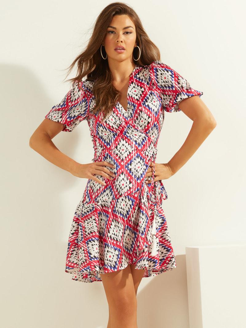 Candy Geometric Dress