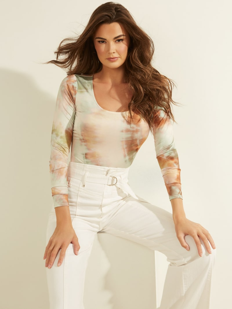 Tati Long-Sleeve Bodysuit