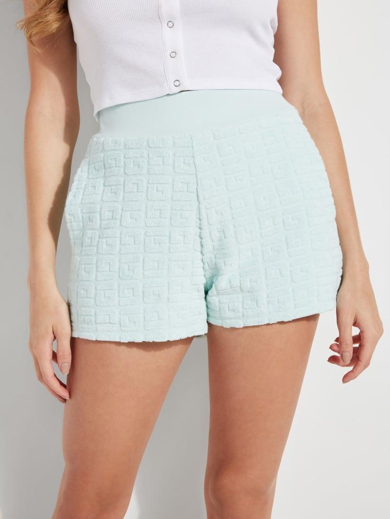 Jacquard Logo Shorts