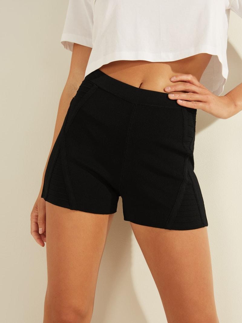 Kamryn Ottoman Club Hot Shorts
