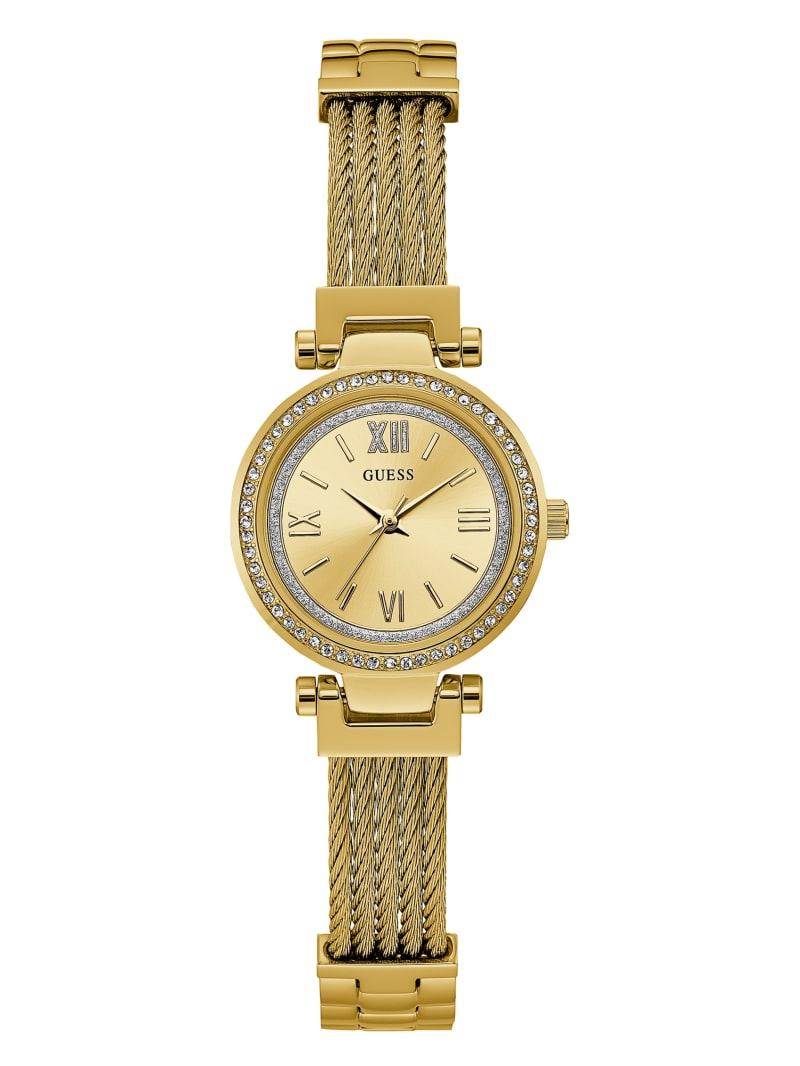 Gold-Tone Classic Petite Watch