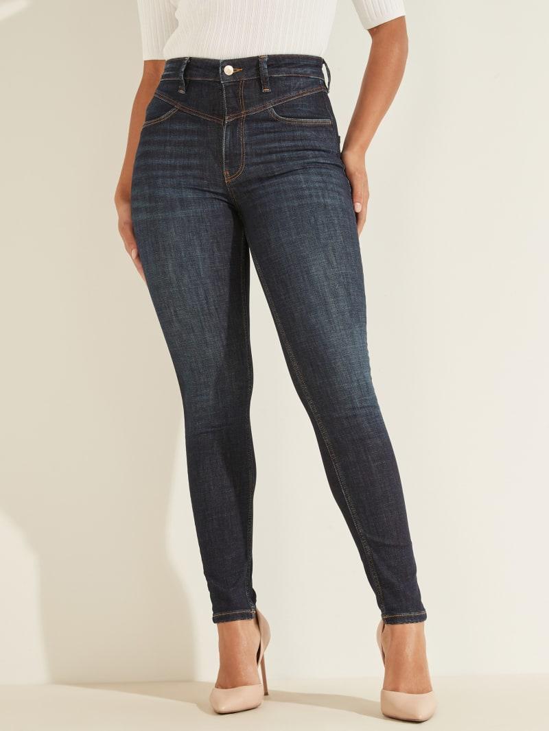 Eco Super High-Rise Skinny Jeans