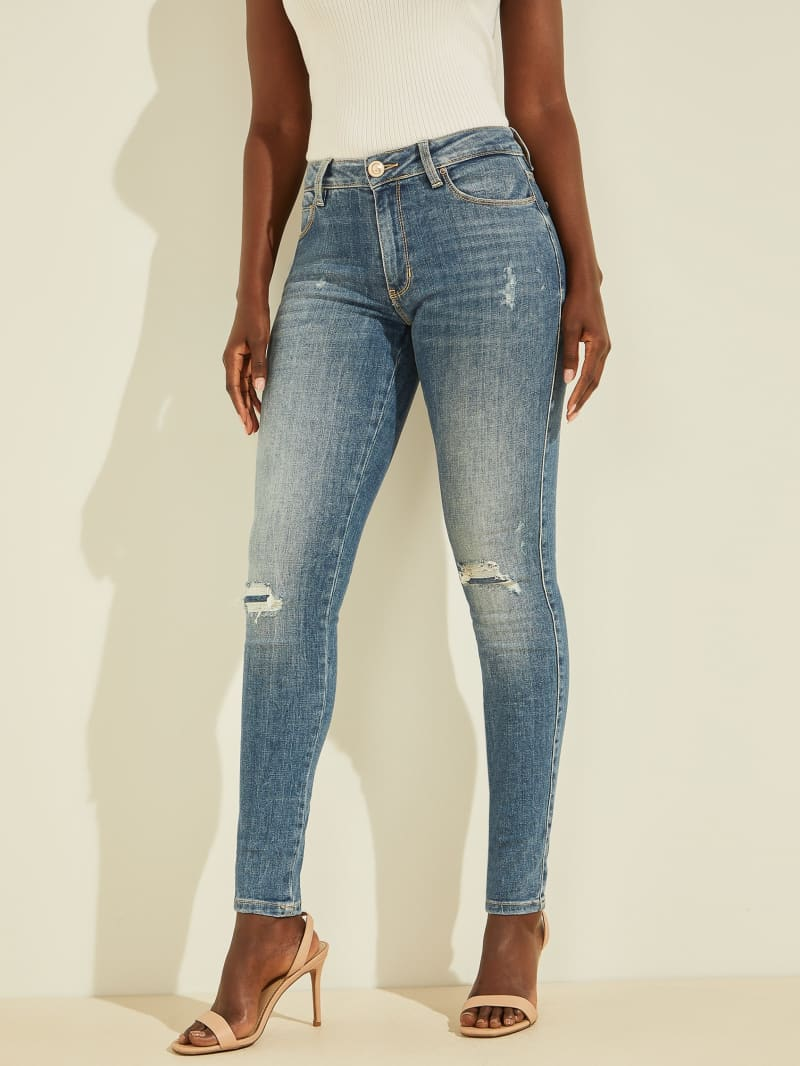 Eco Sexy Curve Destroyed Jeans