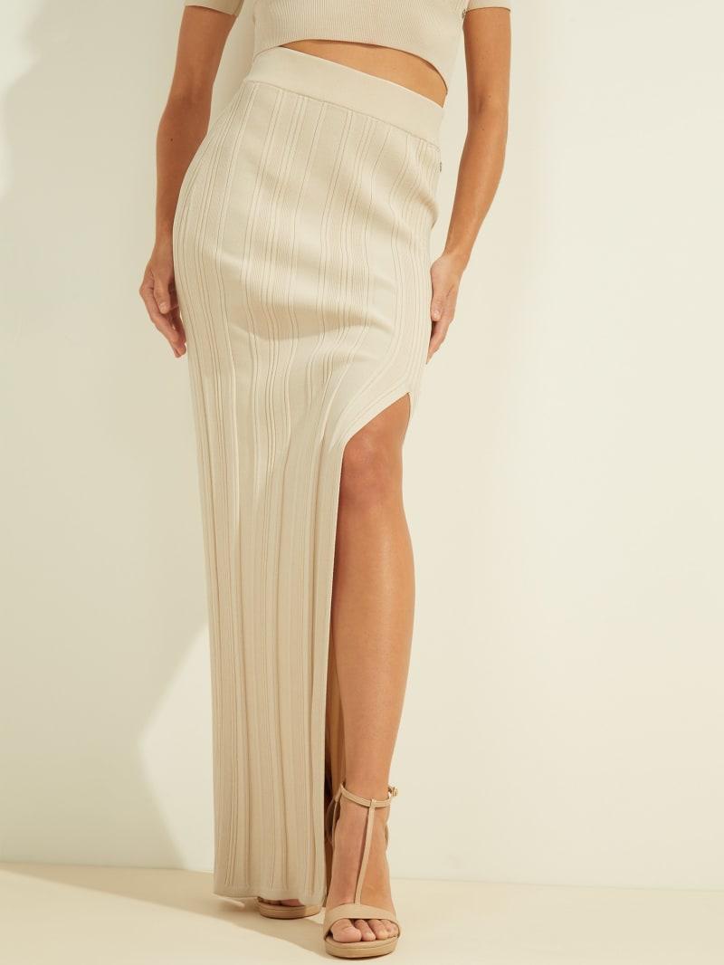 Amalia Slit Maxi Skirt