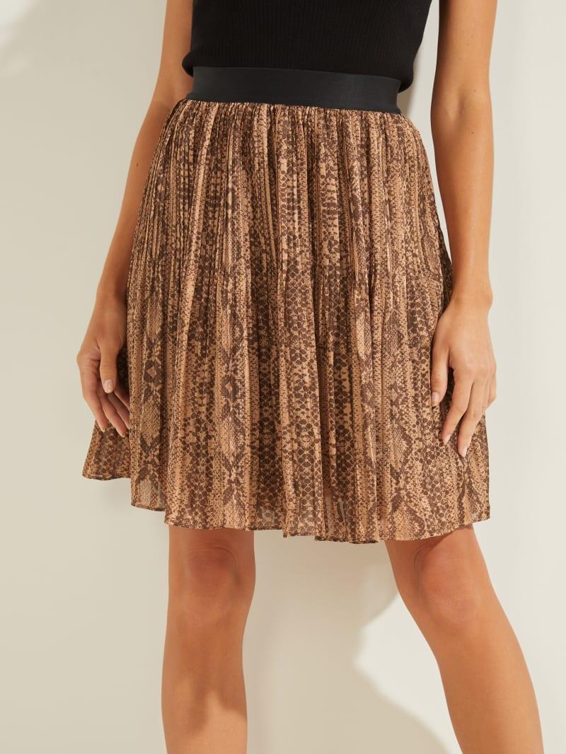 Eco Elisea Pleated Skirt