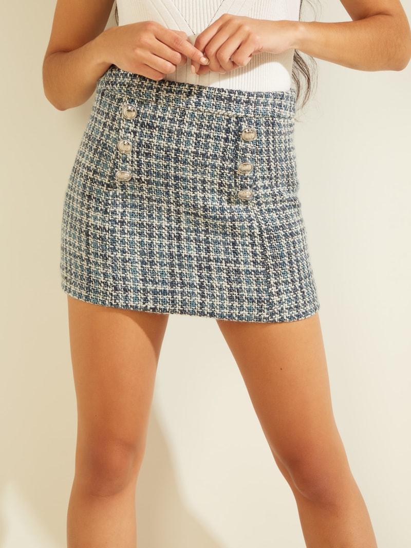 Christy Tweed Skirt