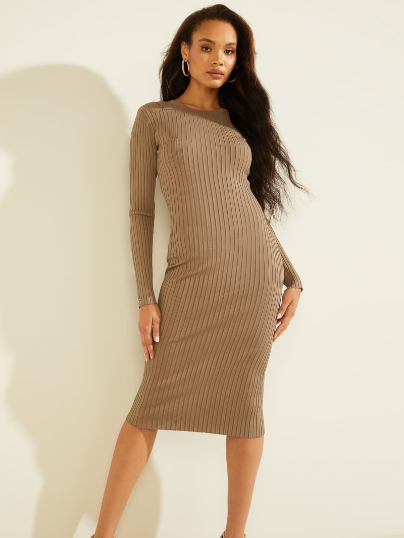 Florinda Midi Sweater Dress