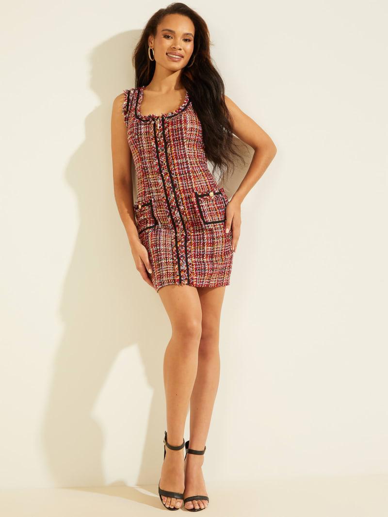 Mikaela Tweed Dress