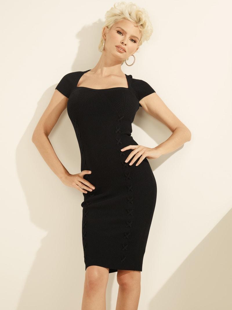 Margot Ribbed Dress