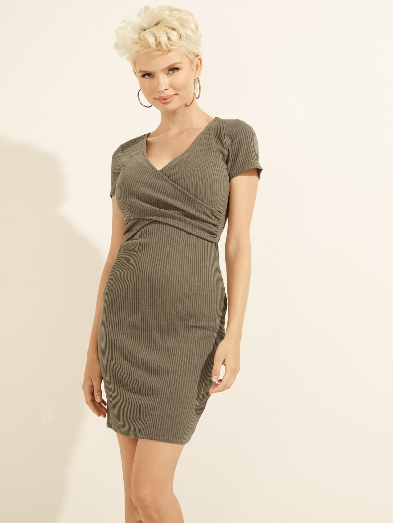 Eco Cecille Wrap Dress