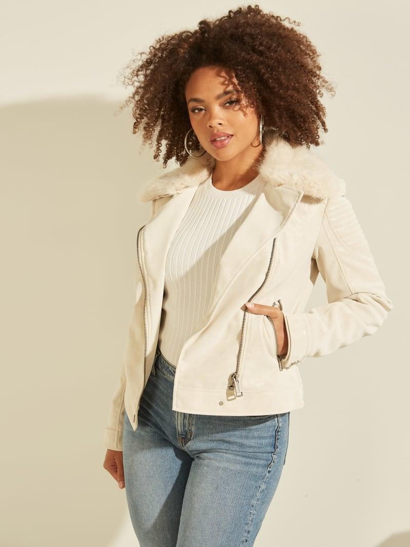 Bora Faux-Fur Jacket