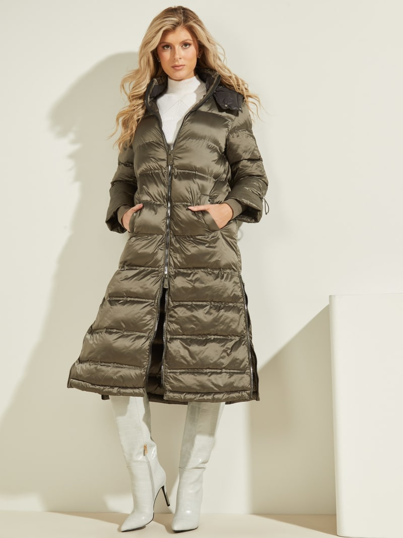 Brunella Long Puffer Jacket
