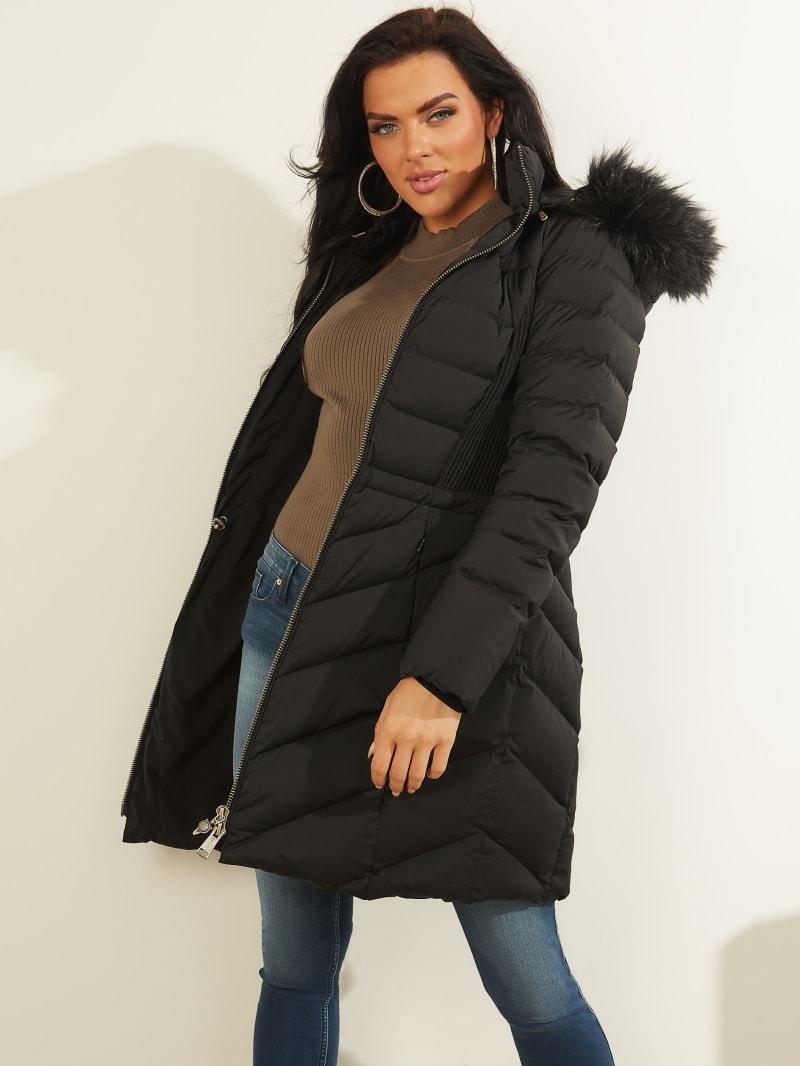 Eco Cecilia Down Puffer Coat
