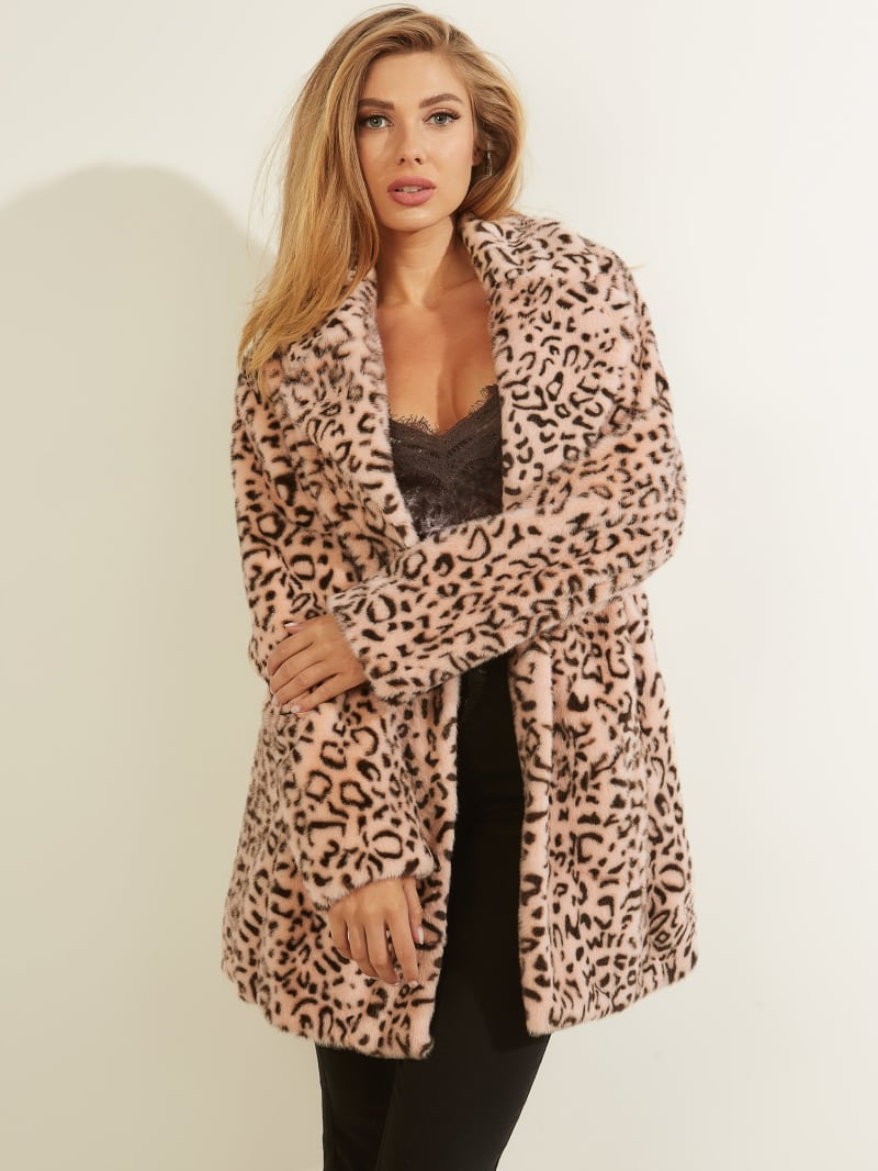 Fatima Faux-Fur Coat
